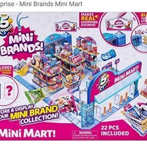 Zuru 5 surprize Mini Mart Playset
